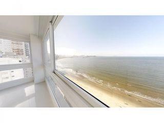 Foto do Apartamento-Temos mais de uma unidade á venda  - 03 Suítes - Vista Mar - Lavabo - 02 Vagas de Garagem     *-* Características destacadas do imóvel: * Frente Mar * Vista par