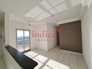 Foto do Apartamento-Apartamento para locação, Parque dos Lagos, Ribeirão Preto.