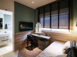 Foto do Apartamento-Apartamento á venda na Vila Romana com 158m² 3 suítes 3 vagas com depósito - Condomínio Boulevard
