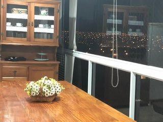 Foto do Apartamento-Apartamento à venda no Península de Maraú, 3 suítes, sendo 1 suíte master, varanda gourmet, 2 vagas de garagem, Jd. Estoril, Bauru, SP
