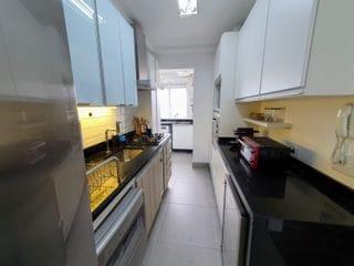 Foto do Apartamento-Apartamento com 3 quartos sendo 1 suíte à venda, 96m² de área útil, R$ 960.00,00 no Condomínio Alpha Park em Alphaville, Barueri, SP