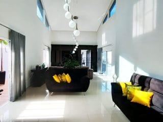 Foto do Casa-Linda casa com 4 suítes em terreno de 600 m2 no Residencial Primavera. Segurança e qualidade de vida pra você e sua família!