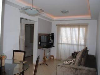 Foto do Apartamento-Lindo apartamento no Anavilhanas, 2 dormitórios, sacada, completo em armários, andar alto, piscina, academia no Jardim Brasil, Bauru