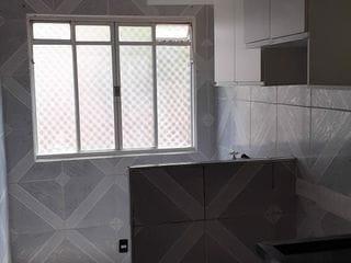 Foto do Apartamento-Apartamento à venda no Sabiá 1, 3 dormitórios, armários planejados na cozinha, apartamento reformado, Jardim Vitória, Bauru, SP