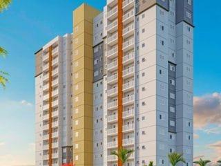 Foto do Apartamento-Apartamento à venda 2 Quartos, 1 Suite, 1 Vaga, 58.03M², Jardim Residencial Firenze, Hortolândia - SP | Vinda do Lago