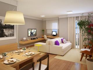Foto do Apartamento-Apartamento à venda 3 Quartos, 1 Suite, 1 Vaga, 67.15M², Parque Nova Veneza, Sumaré - SP | Viva Vista Mirante