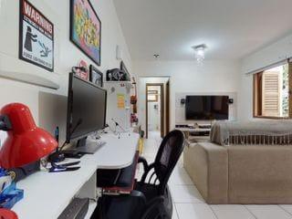 Foto do Apartamento-Apartamento de 1 dormitório Jardim Floresta