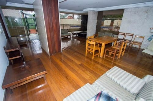 Foto do Apartamento-Apatarmento em Santo Amaro, 3 Dorm,1 suite,1 vaga Coberta 115Mts