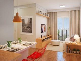 Foto do Apartamento-Apartamento à venda 3 Quartos, 1 Suite, 1 Vaga, 67.15M², Parque Nova Veneza, Sumaré - SP | Viva Vista Paisagem