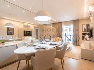 Foto do Apartamento-Apartamento de 96m², 3 Dormitórios, 1 Suíte, Sacada com Churrasqueira e 2 vagas à venda no Batel, Curitiba, PR