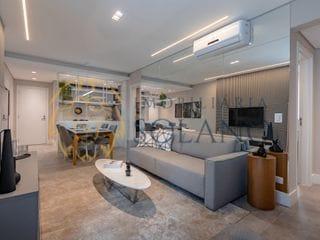 Foto do Apartamento-Apartamento à venda ao lado do Shopping Curitiba de 92m², 2 Suítes, Sacada com churrasqueira e 1 vaga de garagem - Curitiba, PR