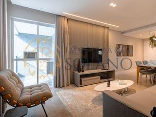 Foto do Apartamento-Apartamento de 92m², 2  Dormitórios, 2 Suítes, Sacada com Churrasqueira e 2 vagas à venda no Batel, Curitiba, PR