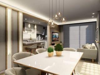 Foto do Apartamento-Apartamento à venda 2 Quartos, 1 Suite, 1 Vaga, 68.25M², Capão Raso, Curitiba - PR   Mazza Capão Raso