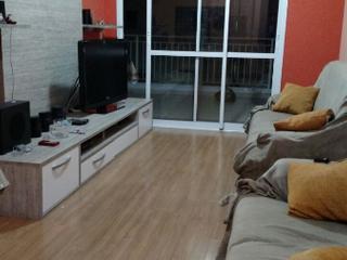 Foto do Apartamento-Apartamento em Santo Amaro, 3 Dorm,2 Suites,4 Ban,  2 Vagas Cobertas 115m²