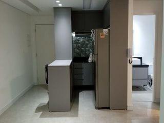 Foto do Apartamento-Apartamento para locação, Campo Belo, São Paulo.