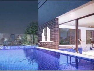 Foto do Apartamento-Apartamento na Vila Uberabinha com 02 dormitórios, 01 suíte e 01 vaga de garagem.