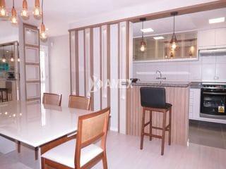 Foto do Apartamento-Apartamento Mazza Capão Raso 2 Quartos 1 Suíte Sacada Churrasqueira 1 Vaga 68m²