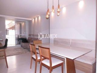 Foto do Apartamento-Apartamento Mazza Capão Raso 3 Quartos 1 Suíte Sacada Churrasqueira 1 Vaga 77m²