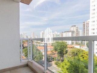 Foto do Apartamento-Apartamento no Campo Belo com 01 dormitório, 01 banheiro e 01 vaga de garagem.