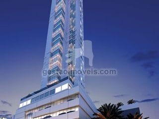 Foto do Apartamento-APARTAMENTO: Área privativa 133,52 m²; Área total (Apto + vagas) 287,78 m²; Sistema de água quente Medidores individuais de água e gás; Sistema eletrônico de se