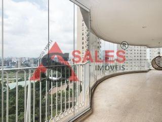 Foto do Apartamento-Apartamento para  venda ou locação  no Panamby, com  churrasqueira no apartamento, 425 metros 4 suítes, 5 vagas de garagem.