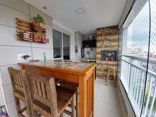 Foto do Apartamento-Apartamento com 3 suites no The Square, 126 m² por R$ 930.000 - Portão - Curitiba/PR