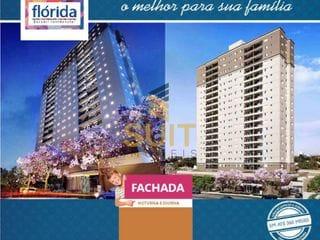 Foto do Apartamento-FLÓRIDA! Apartamento de 2 Dorm com Suíte, Garagem, Portaria, Segurança 24h e Área de Lazer com Piscina com Beraldo 11 970526661