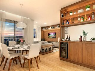 Foto do Apartamento-Apartamento à venda 2 Quartos, 2 Vagas, 49.33M², Jardim Galetto, Itatiba - SP | Colinas Novitá - Fase 1