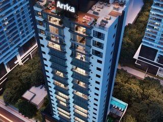 Foto do Apartamento-Apartamento à venda 4 Quartos, 4 Suites, 3 Vagas, 138.07M², CENTRO, Balneário Camboriú - SC