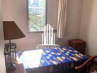 Foto do Apartamento-Apartamento à venda na Chácara Santo Antônio 2 dormitórios 1 vaga