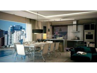 Foto do Apartamento-Previsão de Entrega Outubro 2020  03 Suítes, sendo uma master com closet e hidromassagem *-* Características destacadas do imóvel: * Aquecimento a gás * Área de