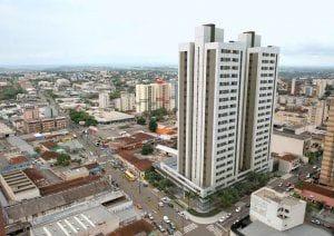 Foto do Apartamento-Apartamento para venda, Edifício Smart City Mayrink Góes, Centro, Londrina.
