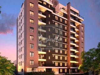 Foto do Apartamento-Apartamento à venda com 2 dormitórios, Sacada com Churrasqueira a Carvão e Vaga de Garagem no São Francisco