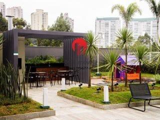 Foto do Apartamento-Apartamento para Venda em São Paulo, Vila Andrade, 1 dormitório, 1 banheiro, 1 vaga