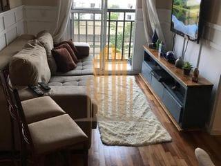 Foto do Apartamento-Apartamento à venda, Parque Erasmo Assunção, Santo André, SP