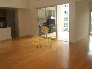 Foto do Apartamento-Apartamento à venda, Tamboré, Santana de Parnaíba, SP