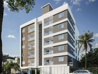 Foto do Apartamento-Apartamento com 2 dormitórios sendo 1 suíte em condomínio fechado, Camboriú