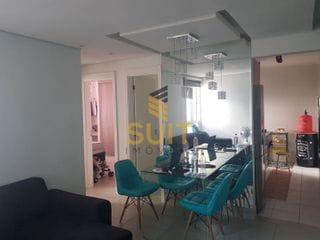 Foto do Apartamento-Meu Lar - Apartamento com 2 Dormitórios  - Jardim São Luiz - Jandira, SP