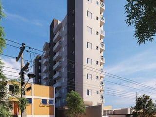 Foto do Apartamento-Cobertura Duplex para Venda em Santo André / SP no bairro Vila Curuçá / 2 quartos com suíte / 2 vagas / Obra