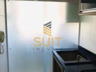 Foto do Apartamento-Apartamento Bem localizado 2 Quartos 1 Vaga na Garagem Bem Iluminado e Arejado