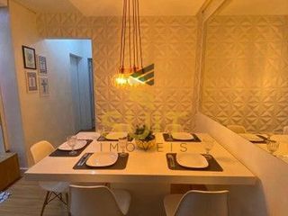 Foto do Apartamento-Lindo Apartamento com 2 dormitórios Todo Decorado - Jandira