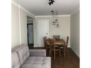 Foto do Apartamento-- 02 dormitórios - Sala de estar - Sala de jantar - Cozinha - Banheiro social - Área de serviço *-* Características destacadas do imóvel: * Cozinha * BWC Social