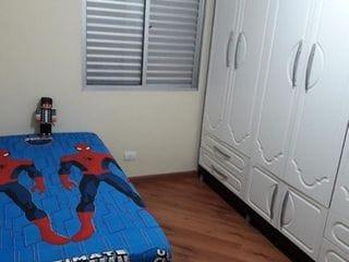 Foto do Apartamento-Apartamento no Campo Limpo com 2 quartos, 1 vaga, 55m.