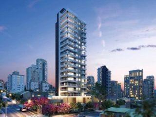 Foto do Apartamento-Os apartamentos Loft Incs são novos e prontos ou em fase final de entrega de chaves. Além disso, todos esses apartamentos estão no contra piso e possuem a possi
