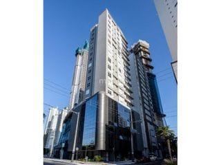 Foto do Apartamento-Aconchego e sofisticação, com a tranquilidade da natureza em volta. São 12 andares de apartamentos iguais, com vista para o Rio e para o Mar, em Balneário Cambo