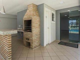 Foto do Apartamento-Apartamento para locação, novo, com 2 quartos, 1 vaga e 1 banheiro. Localizado no Spazio La Fontaine, em R. Maria Calsavara Gallo, no Vale Dos Tucanos.