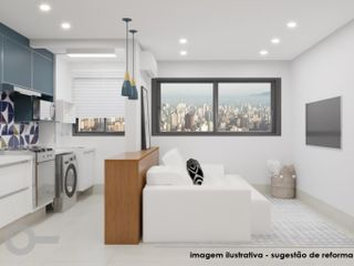 Foto do Apartamento-Apartamento 2 dormitórios à venda na Vila Madalena