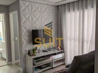Foto do Apartamento-Lindo Apartamento com 2 Dormitórios Suíte 2 Vagas na Garagem e Sol Nascente com Uma Bela Vista - Parque Viana - Barueri