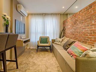 Foto do Apartamento-Apartamento à venda 2 Quartos, 1 Suite, 1 Vaga, 56.17M², Barigui, Curitiba - PR | Barigui Woodland