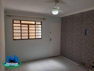 Foto do Apartamento-Apartamento, 56 m² - venda por R$ 205.000,00 ou aluguel por R$ 1.000,00/mês - Jardim Santo Expedito - Guarulhos/SP